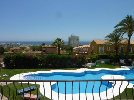 Apartment for rent in Calahonda, Mijas, Málaga